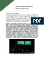 Sistema de Alerta Para Daños en Alumbrados Público Seminario 2