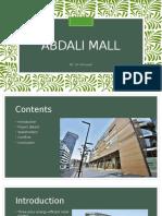 abdali mall