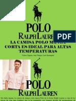 Víctor Zapata, Ana Vargas, Luis Irausquín - La Camisa POLO Manga Corta Es Ideal Para Altas Temperaturas