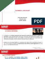 ASPECTOS SOCIALES DE LA FAMILIA