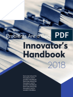 Training Innovator Handbook Design Pages