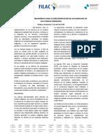 5. Plan de Acción de Iberoamerica