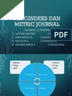 Pengindeks Dan Metric Journal1....