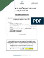 Discursiva - Rodada 1 - Delegado PCES