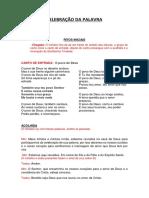 CELEBRAÇÃO DA PALAVRA.docx