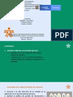 Diapostiva - Decreto 1080 de 2015