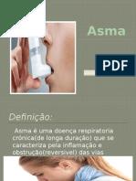 Doenças Respiratorias ASMA