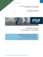Pavimentos Urbanos Criterios Uso Diseño