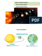 Ciencias sociales. Nuestro planeta