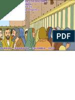 HOJITA EVANGELIO NIÑOS DOMINGO XXXIII TO C 19 SERIE