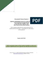 Documento Técnico Línea de Base Con Atlas Versión 3 - Abril 2010