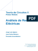 Teoria de circuitos II, variables de estado