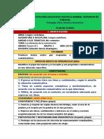CASTELLANO Plan Muestra