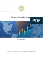 Financial Stability Report 20191115