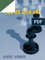 Play 1.d4 d5 2.c4 e6! Kornev PDF