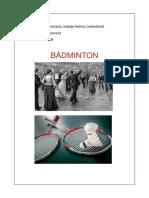 Badminton, 1 BACH