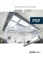 Hord Hospital Operating Room Air Curtain Catalog