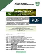 Seminario Nacional Sobre Cannabis Medicinal 28032019 PDF.