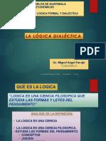 Logica Dialectica y Proceso Historico - Elementos