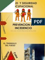 Prevencion de Incendio