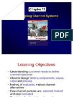Designing Channel Systems