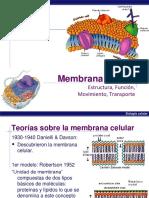 3.1 Membrana y Organelos Celulares