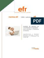 Norma ERF 1000-1 Ed 3