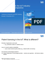 19-11-12 Joachim Henkel Patent Royalties in IoT