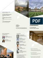 Cambridge Speechwriters' & Business Communicators' Conference 2020