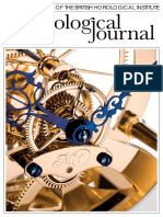 OFFICIAL JOURNAL OF THE BRITISH HOROLOGICAL INSTITUTE HJ December 2014