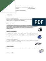 Actuadores y Sensores 1