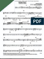 Ross Roy - Clarinet 3
