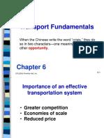Transportation Inventory