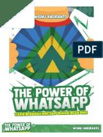 the Power of Whatsapp - Ebook WhatsApp marketing