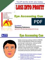 Eye Accessing Cue