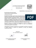 Carta Congreso Bioética segunda plantilla