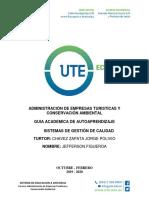 GUIA- ACADEMICA Nro 1 Sistema de Gestion de Calidad