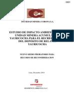 Informe Nuevo Medio Probatorio - Recurso Reconsideracion.reg