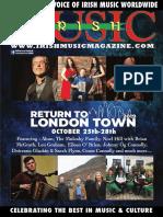IM0819 Return to London Town 8 Page Supplement Irish Music Magazine 2019