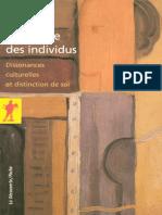 Bernard Lahire - La Culture Des Individus
