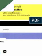 Daniel C. Dennett - Dulces Sueños. Obstáculos Filosóficos Para Una Ciencia de La Conciencia-Katz (2006)