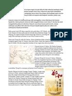 Pelayaran Laksamana Cheng Ho Ke Negara