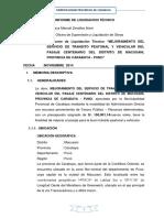 000 Informe de Liquidacion
