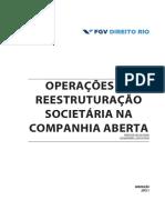 Operacoes societarias