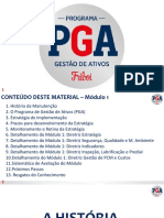 1 - PGA - Programa Gestao de Ativos