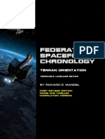 Federation Spaceflight Chronology