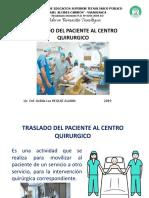 Traslado Del Px a Sala de Operaciones (1)