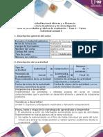 Guía de Actividades y Rúbrica de Evaluación - Fase 4 - Aplicaciones de Los Sistemas Matriciales