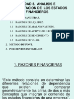Analisis e Financiero