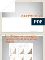 CAPITULO 5 INTEGRALES